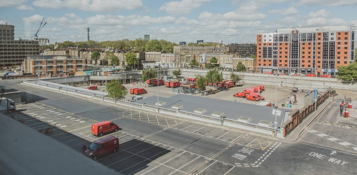 Livemore are excited to be part of the Royal Mail project at Mount Pleasant