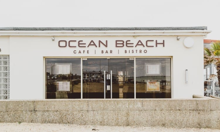 Ocean Beach Restaurant, Southend