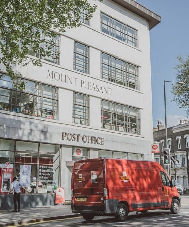 Royal Mail Mount Pleasant Phase 2